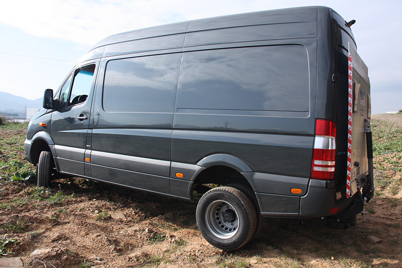 Mercedes–Benz Sprinter 4×4
